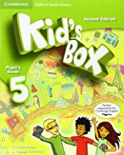 Kid's Box for Spanish Speakers Level 5 Pupil's Book Second Edition - 9788490364369