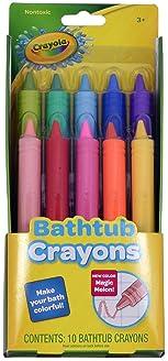 Crayola CrayolaBath Ultimate Bath Time Fun Gift Set Bundle Dropz & More