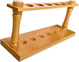 Sciencent Wooden Test Tube Rack Stand (Detachable)