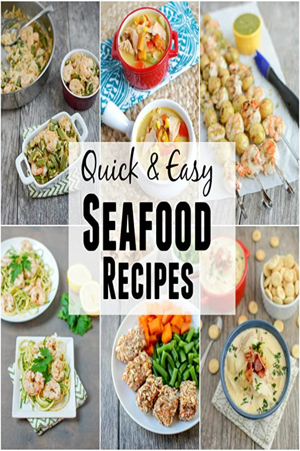 SEAFOOD RECIPES COOKBOOK: After the Appreciation of Many Cookbooks, Jessica Parsley brings another Cookbook on Fish And Seafood Recipes, Including Different ... Step By Step Preparati (English Edition)