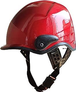 AutokraftZ AZ-VSTARK Half Face Helmet (Red, XL)
