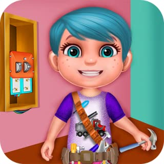 DIY Do It Yourself Repairman - Free game to play and learn how to repair various machines.