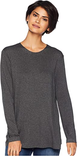 Long Sleeve Crew Tee Top