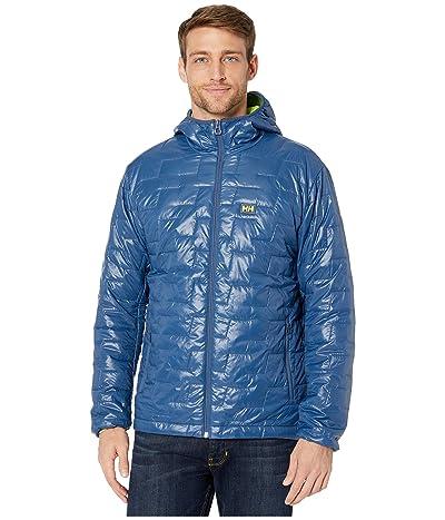 Helly Hansen Lifaloft Hooded Insulator Jacket (North Sea Blue) Men