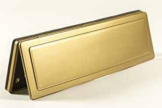 brass draught excluder