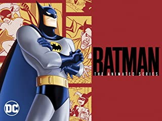 Batman: The Animated Series: The Complete First Volume