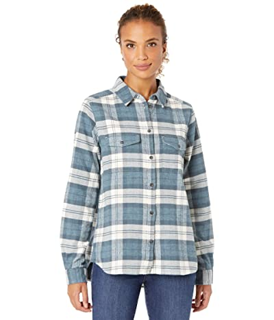 Fjallraven Ovik Heavy Flannel Shirt (Dusk) Women