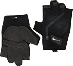 Nike NKNLGC4945LG Women EXTREME FITNESS Performance Gloves - Black/Anthracite, Size Large