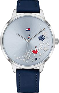 Tommy Hilfiger Analog Blue Dial Women's Watch-TH1781985