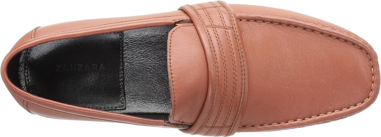 Zanzara Van Eyck Casual Comport moccasin Slip-On Loafers for Men