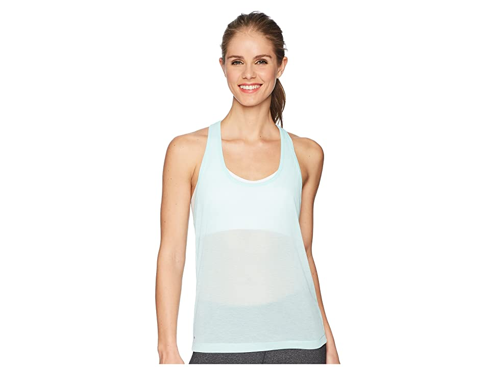 Lole Sabri Tank Top (Clearly Aqua) Women