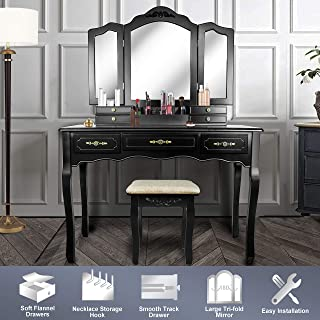 Best makeup station with lights ikea Reviews