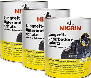 Nigrin 3X 74061 Langzeit Unterbodenschutz Bitumen schwarz 2,5 kg