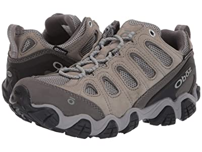 Oboz Sawtooth II Low B-Dry (Frost Gray/Sage) Women