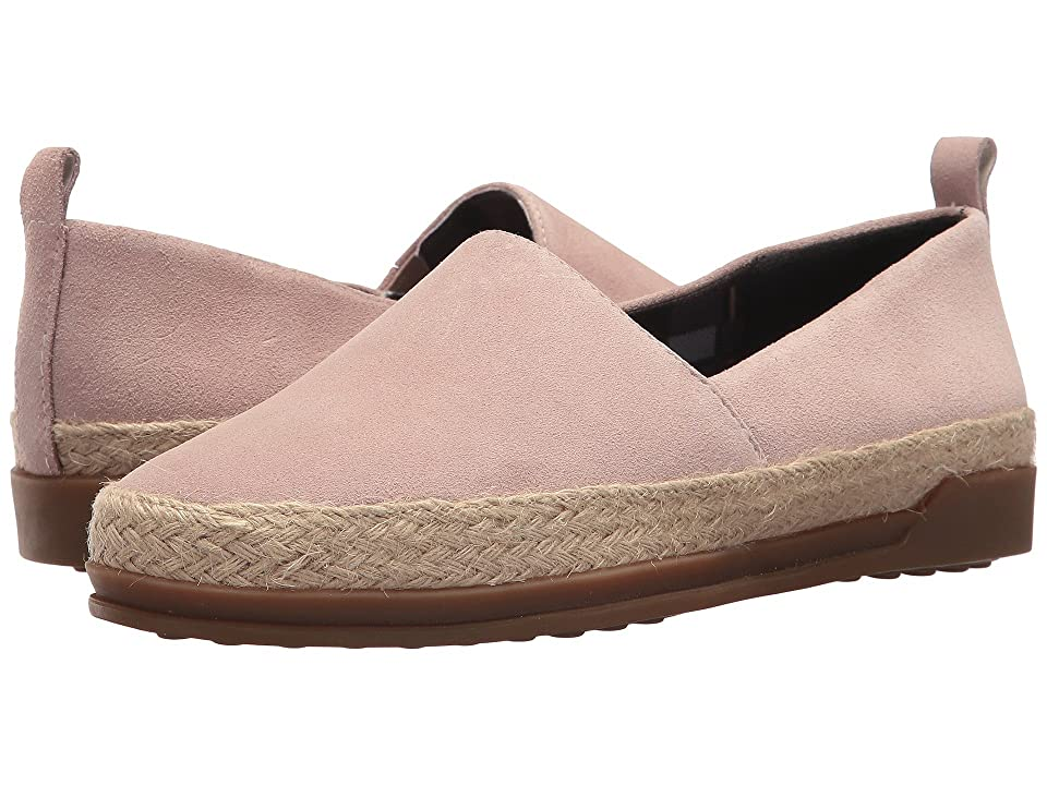 Blondo Bailey Waterproof Espadrille (Light Pink Suede) Women