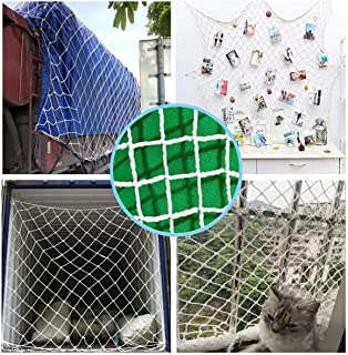 Interior Decoration Net, Photo Wall Hanging Net Garden Net Cargo Net Cat Security Anti-Fall Net Folding Grid Net Target Net, (1 2m) Multi-Size, Can Be Customized (Size : 210M)