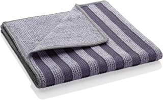 E-Cloth Stainless Steel Microfiber Cleaning Cloth, Gray