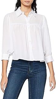 Lee Cooper Cropped Blouse Blusas para Mujer