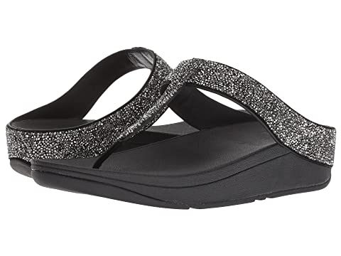FitFlopFino Quartz Toe Thong Sandals XVl7RNyEq
