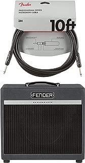Fender Bassbreaker 112 Cabinet Cable Bundle