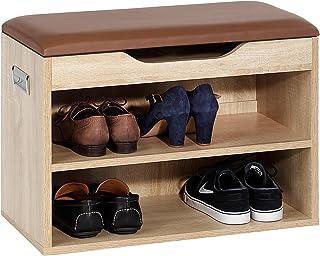 Meuble A Chaussure Avec Assise Ikea.Amazon Fr Rangement Chaussures Ikea