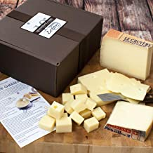 KaBloom Gift Basket Collection: Fondue Lover's Set of Gourmet Fondue Cheeses in Gift Box