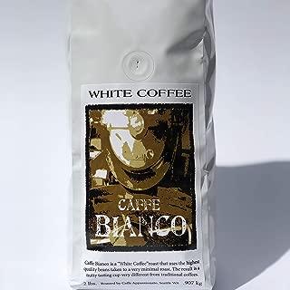 Caffe Appassionato Ground White Coffee, Caffe Bianco, 2 lb