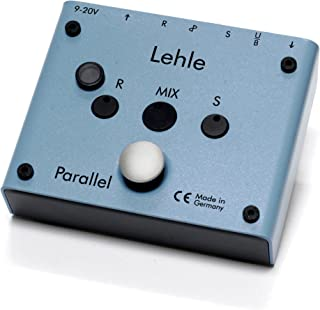Lehle Parallel L Compact Line Mixer with True Bypass Switch