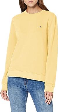 Tommy Hilfiger Crew Neck Sweatshirt T-Shirt Femme