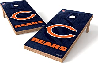Wild Sports Official NFL 2' x 4' Cornhole Game Set