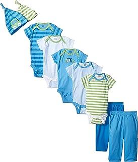 Baby Boys' 9 Piece Playwear Bundle
