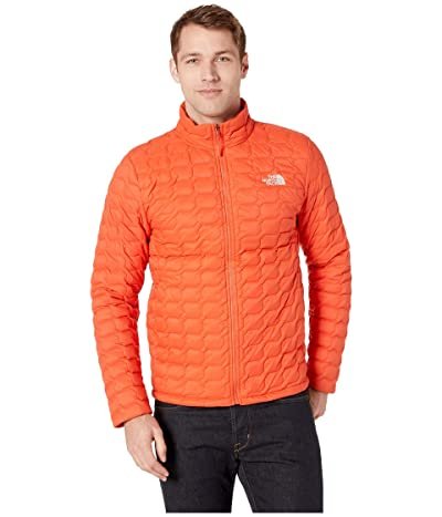 The North Face ThermoBall Jacket (Zion Orange Matte) Men