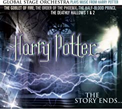 The Story Ends: Music from Harry Potter & Deathly Hallows 1&2, Half-Blood Prince, Order of the Phoenix, Goblet of Fire