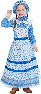 pioneer girl dress and apron