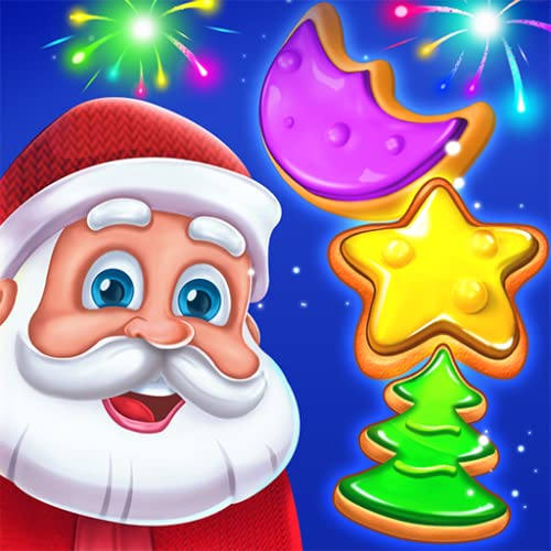 Cookie de Noël : le jeu d'association du Père Noël