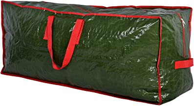 Christmas Tree Storage Bag - Stores a 9-Foot Artificial Xmas Holiday Tree. Durable Waterproof Material to Protect Against ...