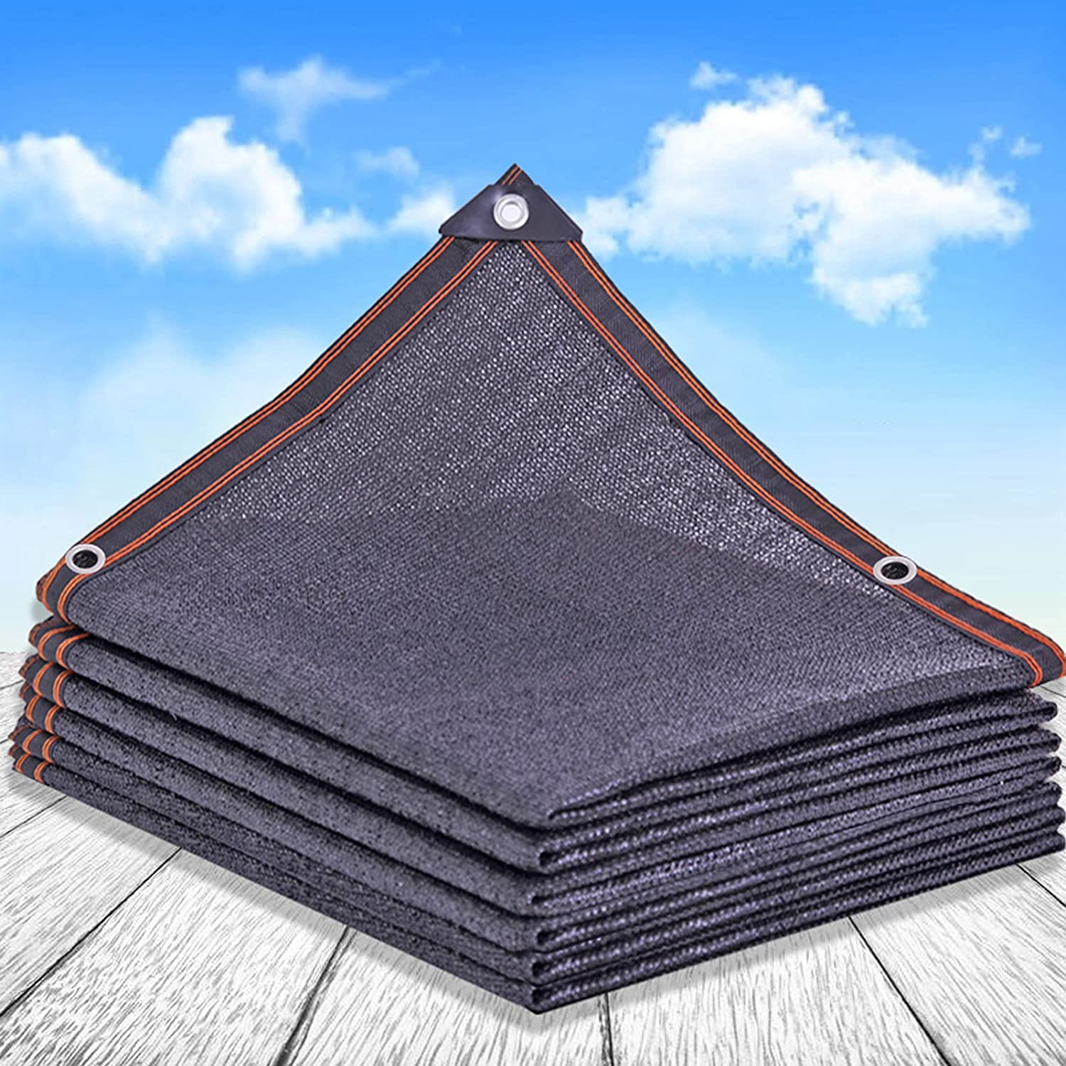 kufu01 Water latest Permeable 80% 25% OFF UV Cloth Encryp Resistant Shade 6-Pin