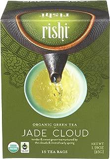Rishi, Tea Green Jade Cloud Organic, 15 Count