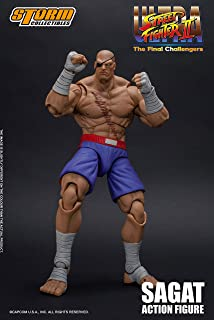 Storm Collectibles 1/12 Sagat Street Fighter Action Figure
