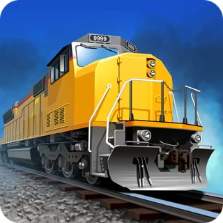 TrainStation - The Game On Rails & Railroad Locomotive Tycoon