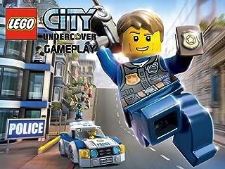 Lego City Undercover Gameplay