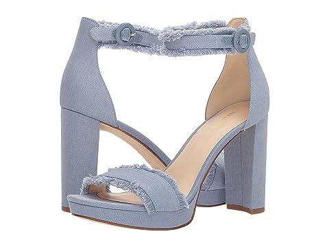 Nine WestDaranita Platform Heel Sandal 1g0Hi3TxA
