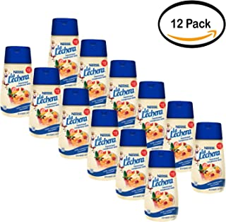 PACK OF 12 - Nestle La Lechera Sweetened Condensed Milk, 11.8 oz