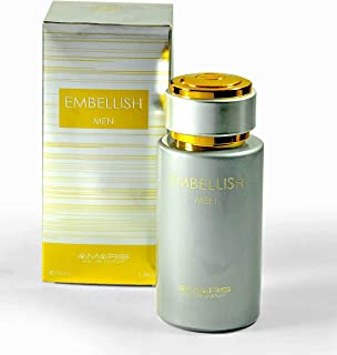 Embellish - perfume for men by Aris - Eau de Parfum, 100 ml