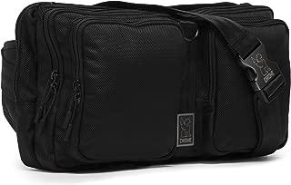MXD Segment Sling Bag Crossbody or Waistpack 9 Liter Black