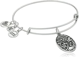 Alex and Ani Because I love you, Mom Bracelet - Silver, Gold or Rose Gold
