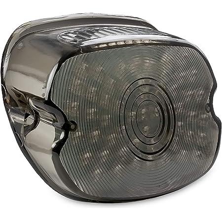 Krator Aftermarket Smoke LED Taillight for Harley-Davidson Ultra Classic Electra Glide EFI FLHTCUI 1997-2006