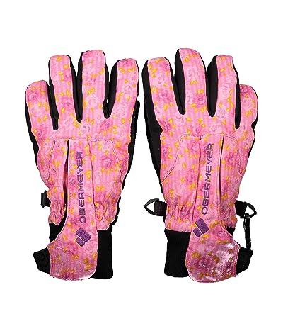 Obermeyer Kids Thumbs Up Gloves Print (Little Kids/Big Kids)
