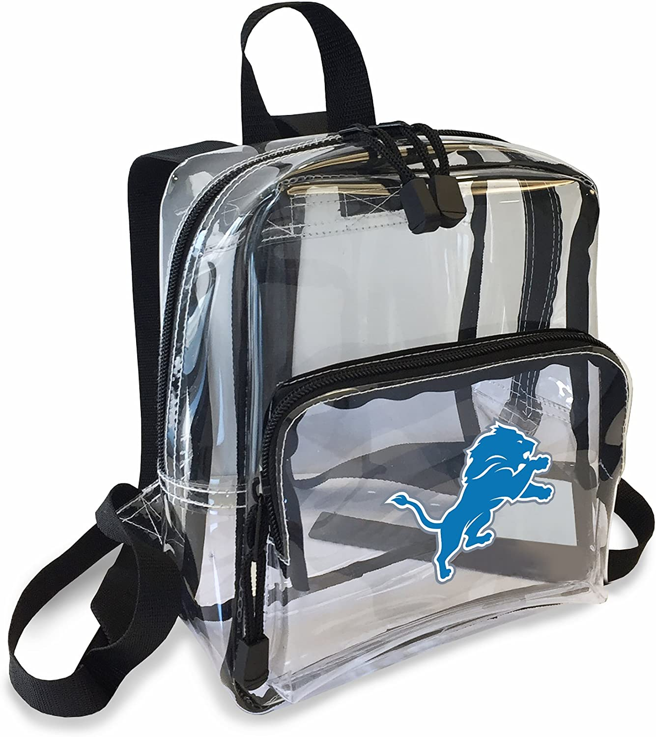 The Max 53% OFF At the price Northwest Company NFL Mini-Backpack Clear X-Ray Unisex