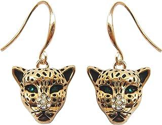 56f04cbf66175 Amazon.com: cheetah earrings - Free Shipping by Amazon